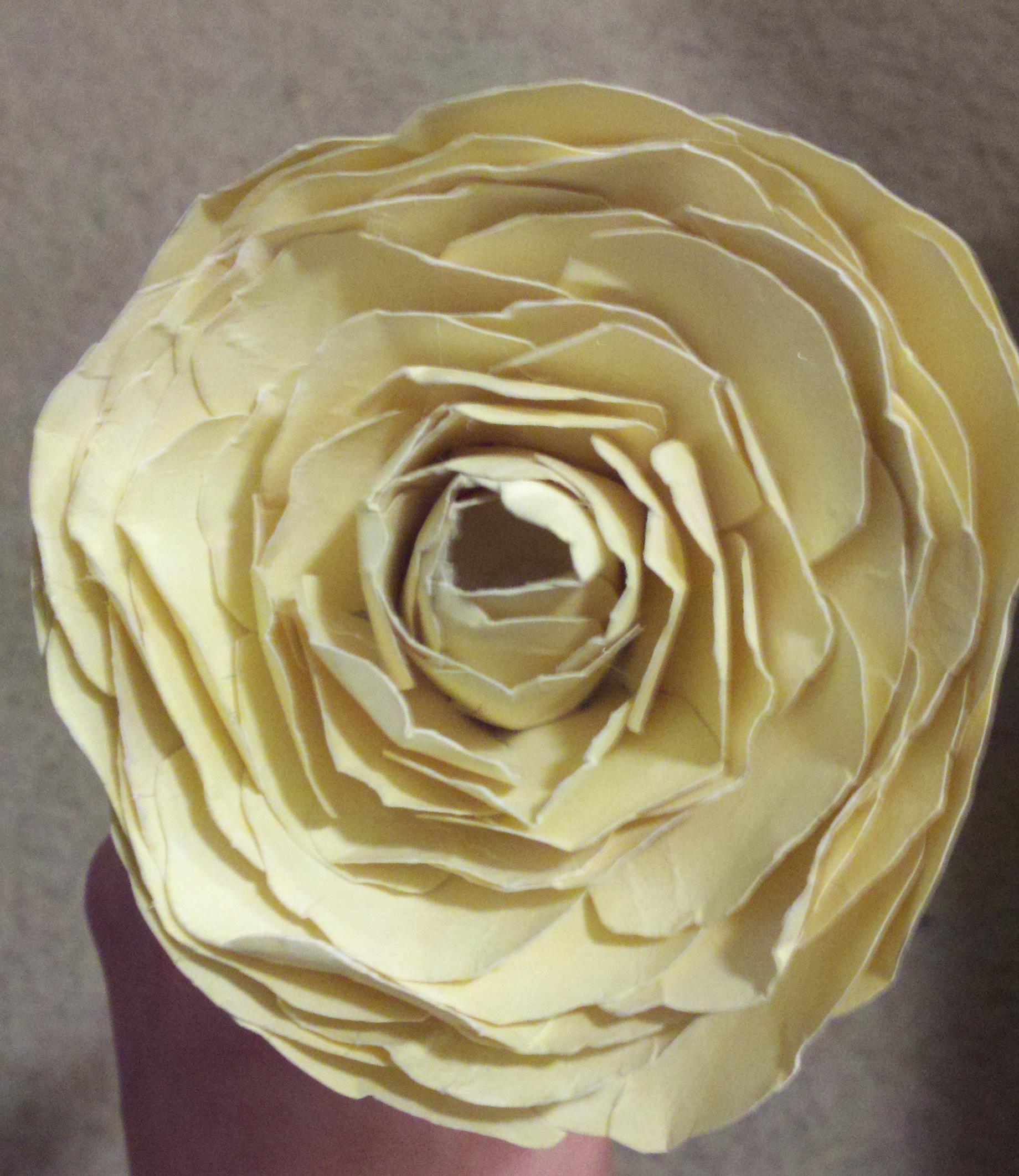 Flower Power Flat Broke Bride