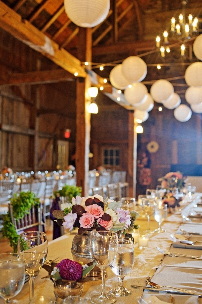 The Rustic Venues Of Maine