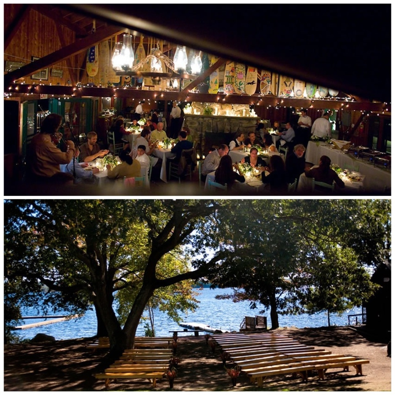 The Rustic Venues Of Maine!