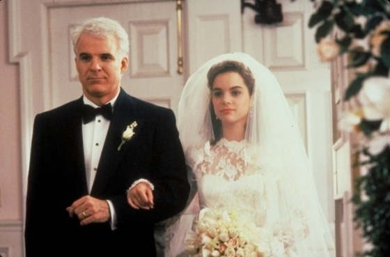 Kimberly Williams in Father of The Bride