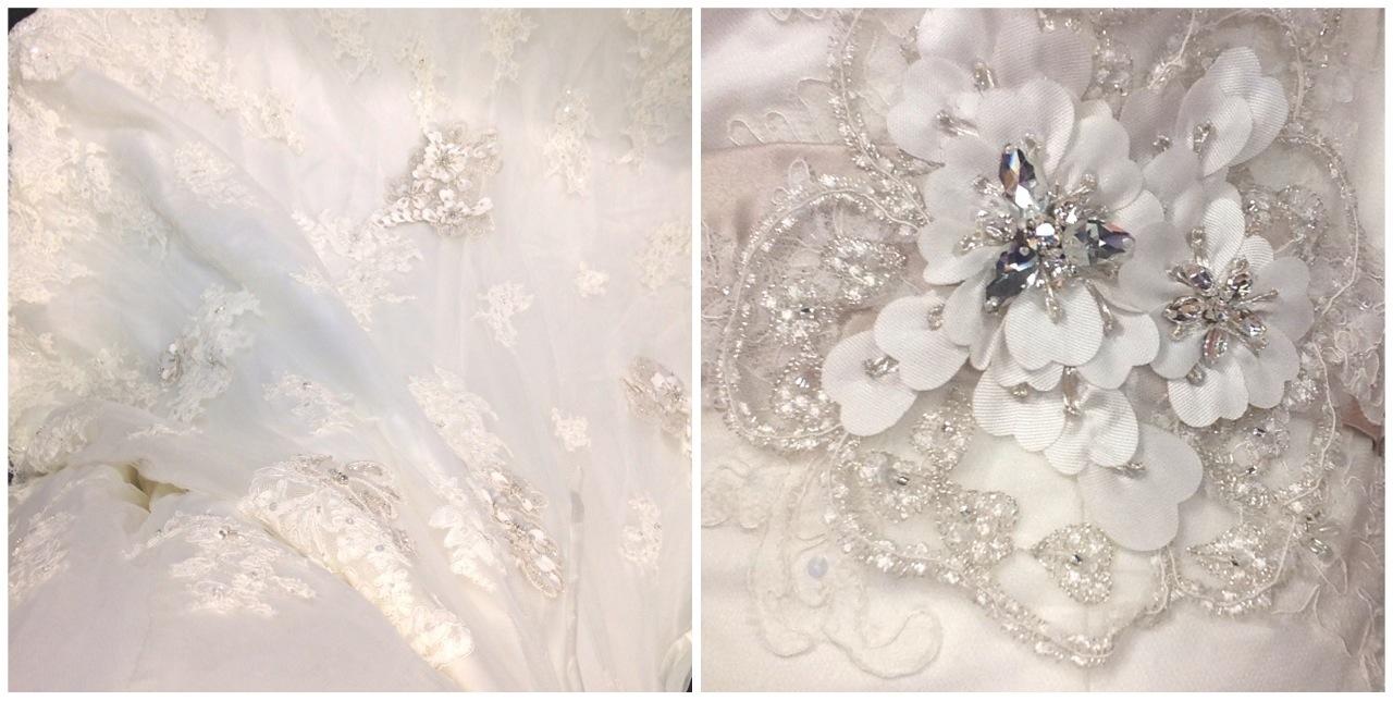 My First And Last Wedding Dress Fitting Flat Broke Bride